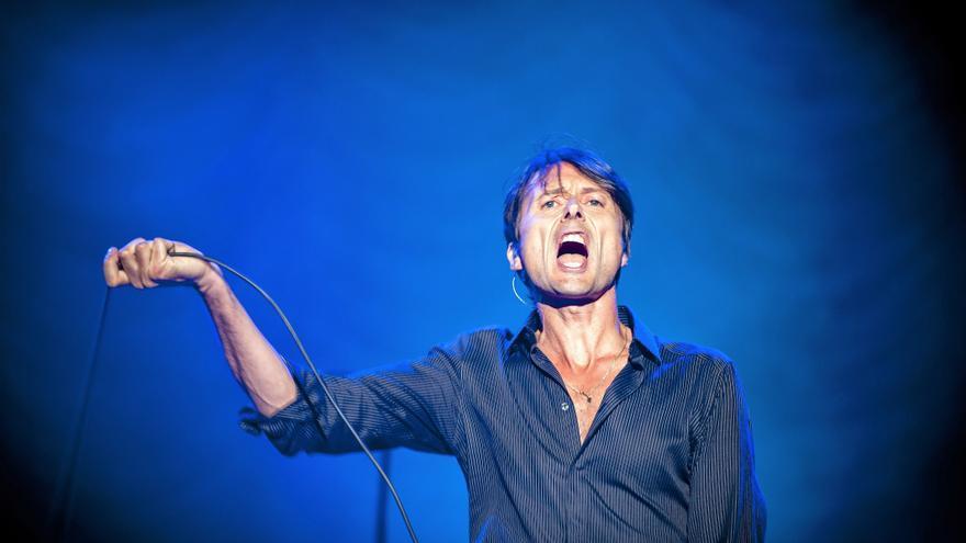 Suede, que actúan el viernes en el BEC, son uno de los cabezas de cartel del BIME. FOTO: Stuart MacDonald (musicsnapper.com)