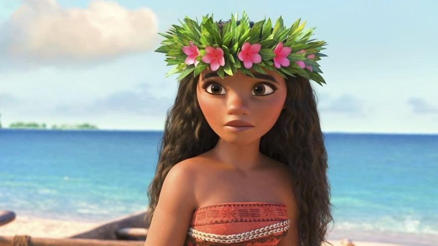 Vaiana Time Out