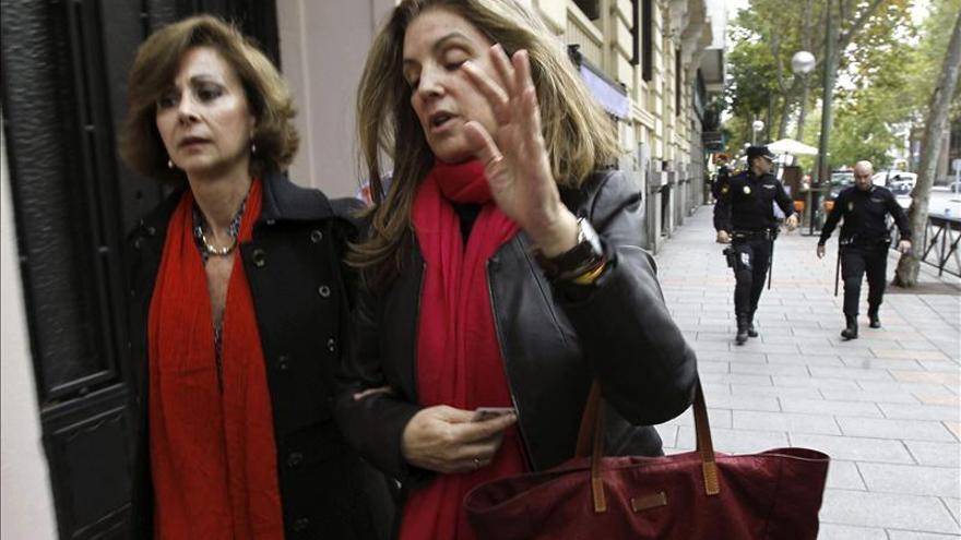 La Audiencia Nacional mantiene el bloqueo de las cuentas del matrimonio Bárcenas en Bankia