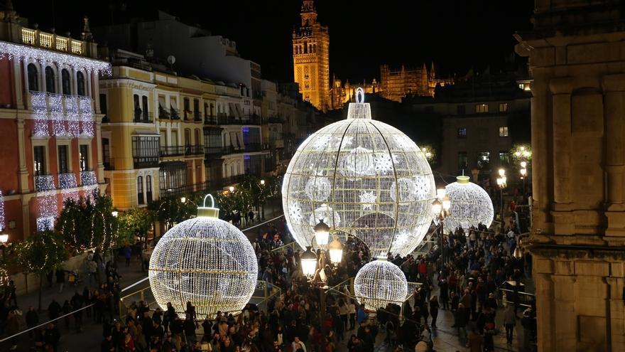 La capital encenderá sus luces de Navidad el último fin de semana de noviembre