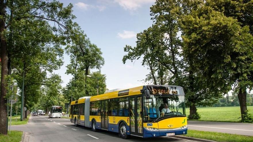 Las nueve unidades articuladas, con capacidad para transportar unos 120 pasajeros, se destinarán de manera prioritaria a los servicios de alta ocupación de viajeros.