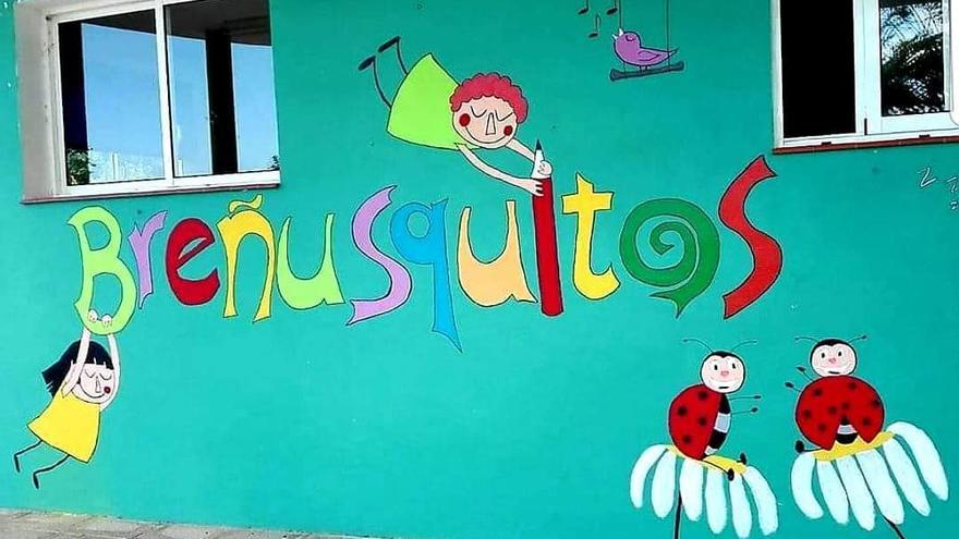 Escuela Infantil de Breña Alta.