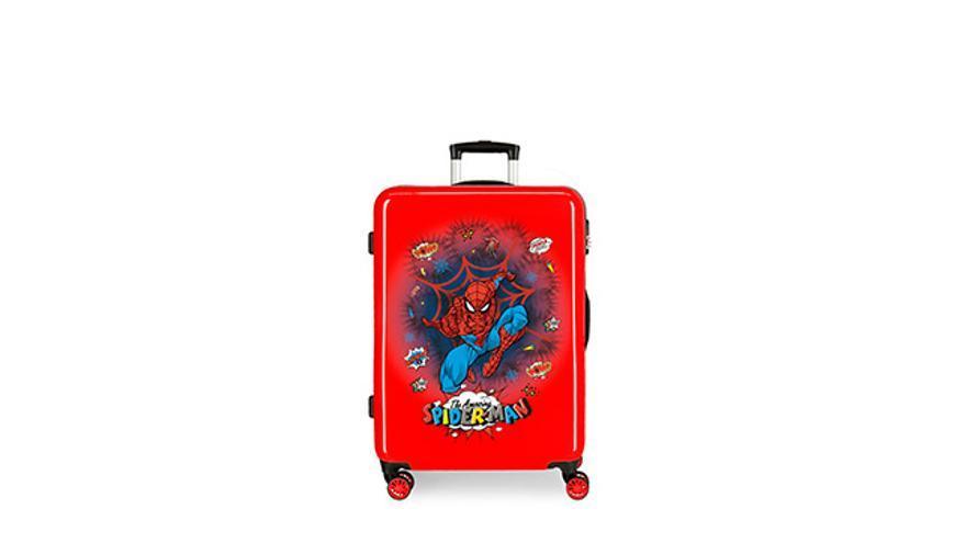 Maleta mediana Spiderman Pop Marvel.