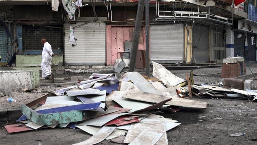 Al menos 13 muertos en dos atentados contra policías y soldados en Irak