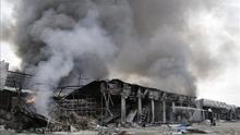 Ucrania autoriza el despliegue de tropas extranjeras para mantener la paz y la seguridad