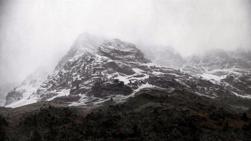 Diecisiete provincias en alerta por nieve, fuerte viento y fenómenos costeros
