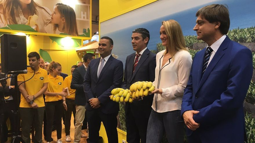 Narvay Quintero, Abel Morales y Mireia Belmonte.