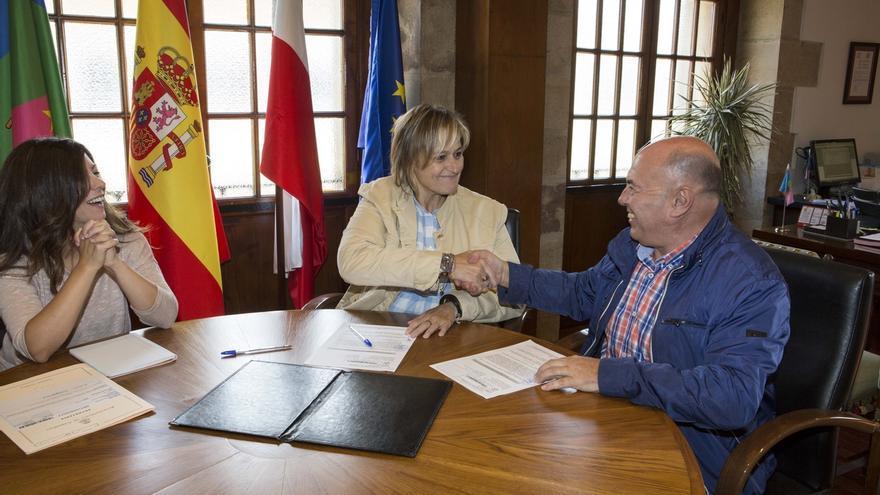 El Ayuntamiento destinará este año 9.000 euros a ASPACE para la atención a personas con daño cerebral