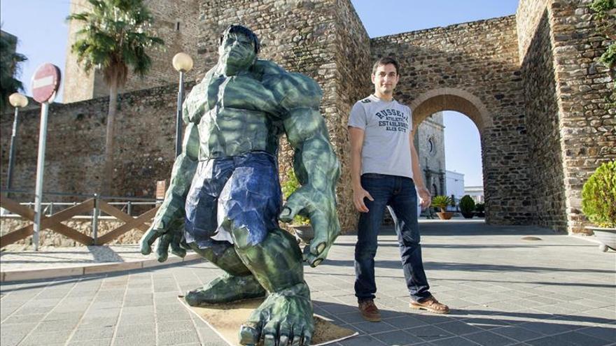 Olivenza (Badajoz) abre el primer museo de figuras de papel en 3D de España