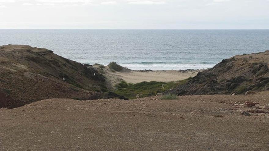 Piedra Playa, en El Cotillo