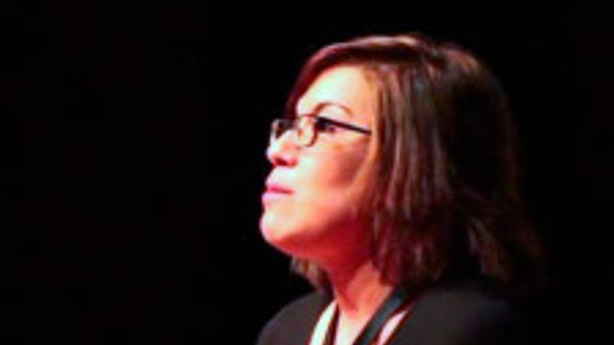 Patricia Araque (Foto: TEDxTalks)
