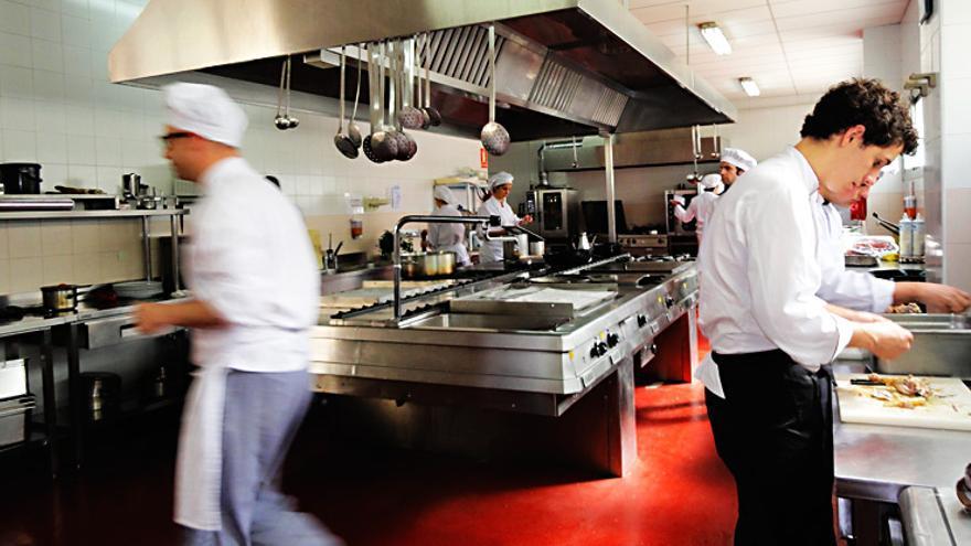 Cocinas de formación