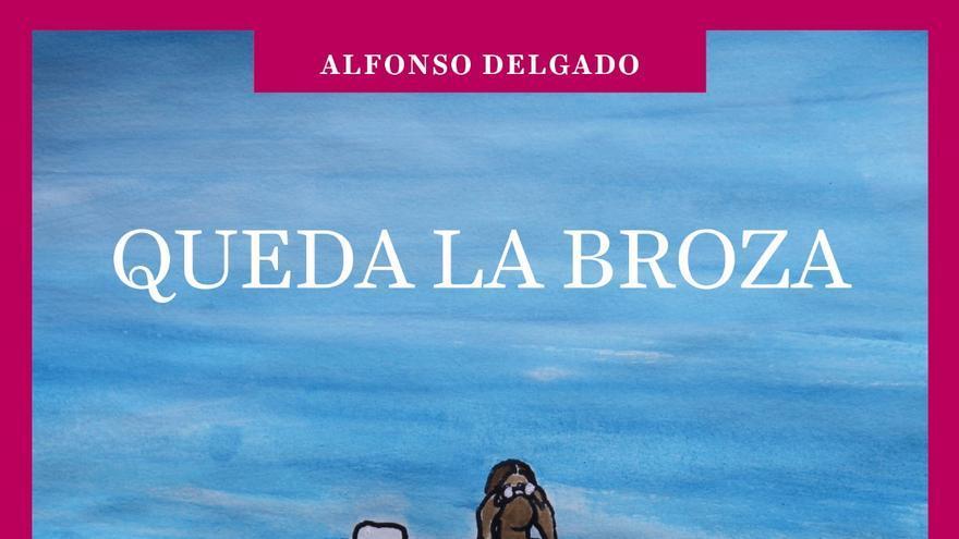 Portada de la primera novela de Alfonso Delgado, editada por Canarias3puntocero
