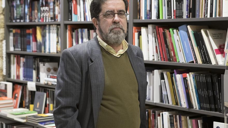 Mariano Sánchez Soler, este jueves en Alicante
