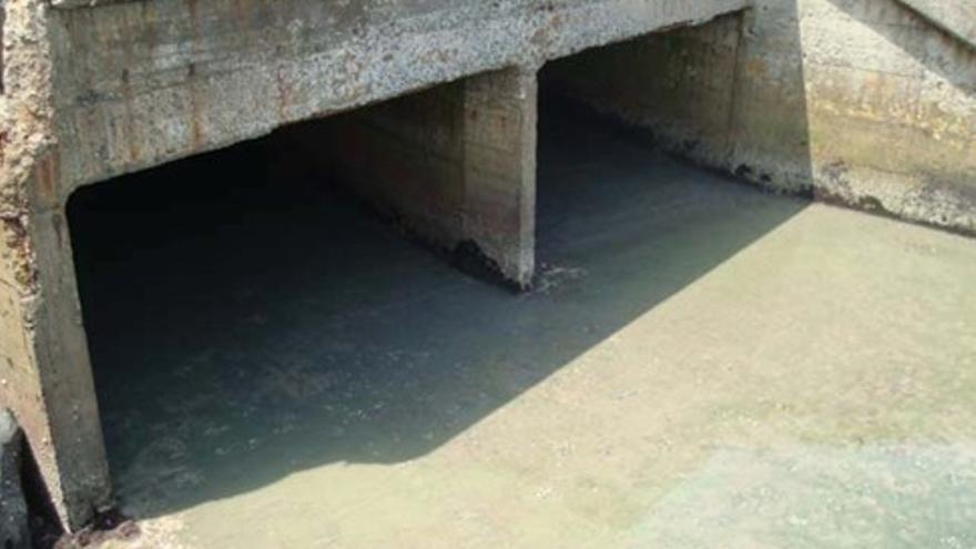 De los vertidos de aguas residuales #4