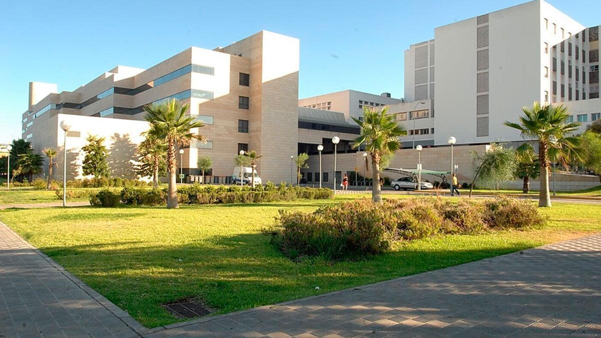 Complejo hospitalario de Reina Sofía.