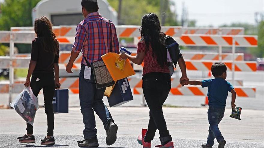 Trump defiende la separación de familias de inmigrantes en la frontera