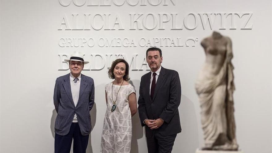 Bilbao exhibe la colección Koplowitz, un paseo por la belleza en el arte