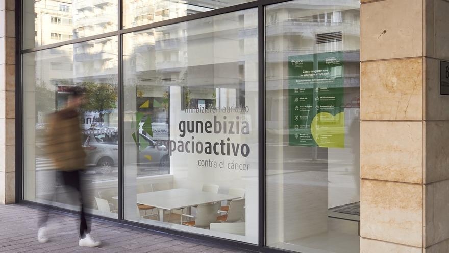 AECC Gipuzkoa abre en Riberas de Loiola, en San Sebastián, su 'Espacio Activo contra el Cáncer'