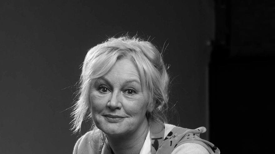 La filósofa Joke J. Hermsen. Foto: Koos Breukel.