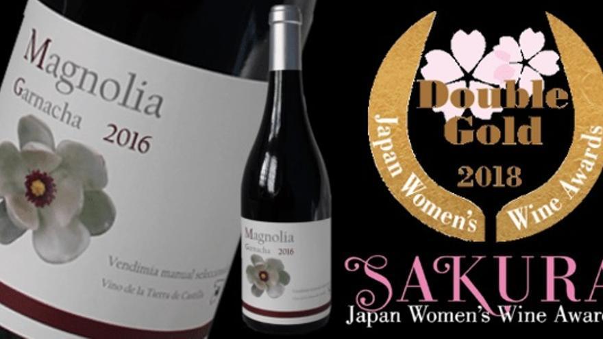 Magnolia, Premio Sakura 2018
