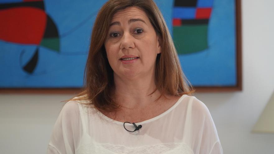 La presidenta del Govern, Francina Armengol. Imagen de recurso.