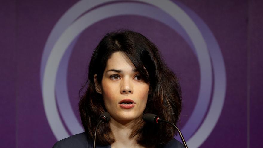 Podemos apoyará desde el Gobierno el indulto para Juana Rivas