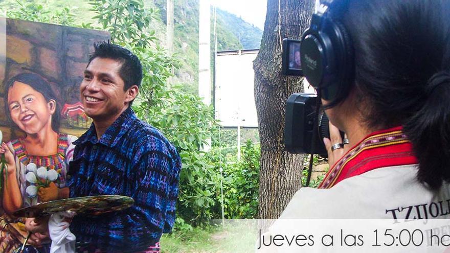 Una televisión maya hecha por profesionales cualificados e indígenas