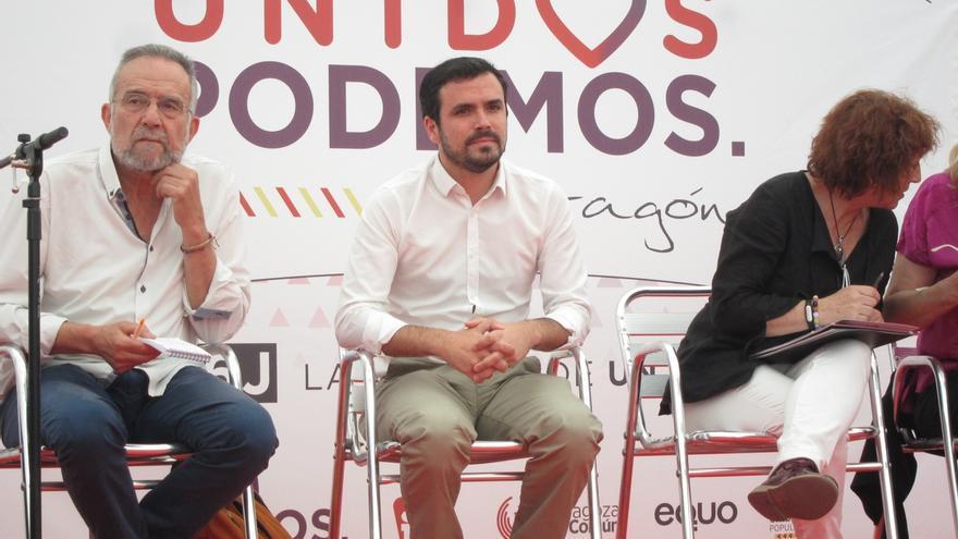 """Garzón (IU), partidario de que Reino Unido se quede en Europa """"pero en las mismas condiciones que el resto"""""""