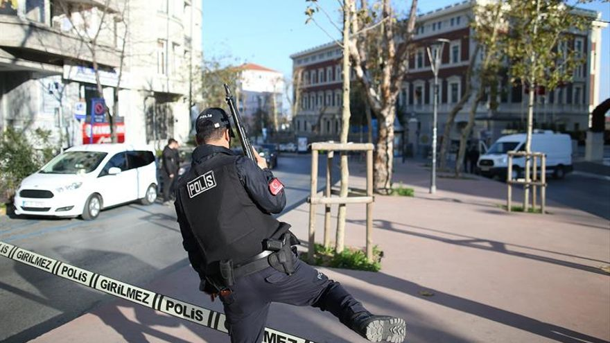 Turquía despliega un enorme dispositivo de seguridad para la Nochevieja
