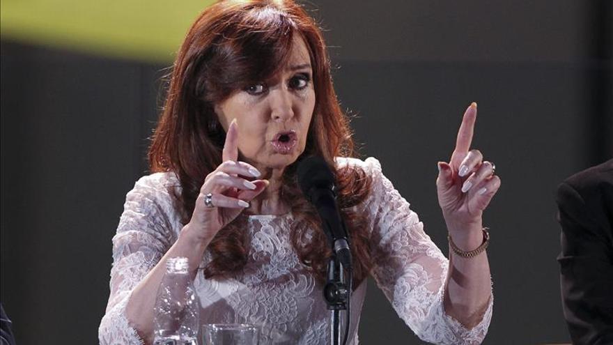 """Cristina Fernández acusa al juez Griesa de querer """"humillar"""" a Argentina"""