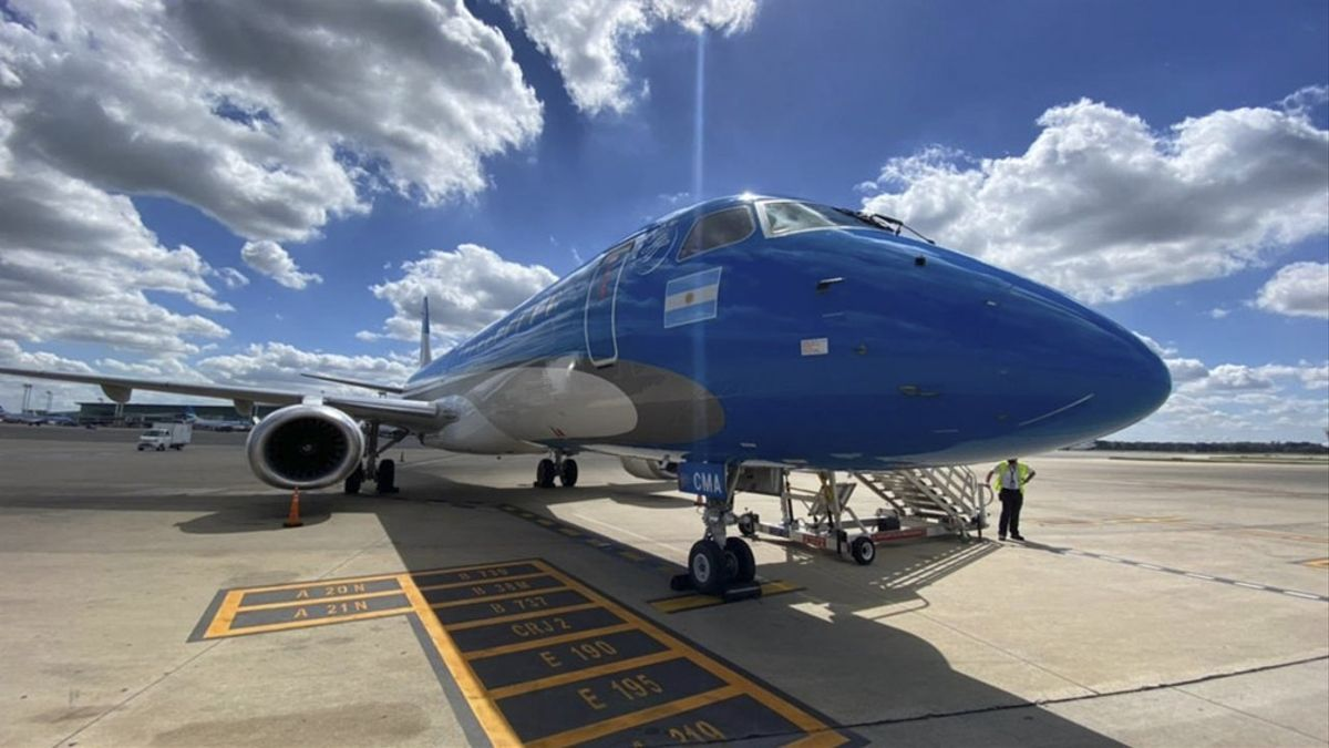 Aerolíneas Argentinas retoma rutas y frecuencia