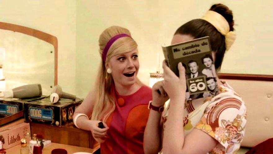 Antena 3 presenta Me cambio de década