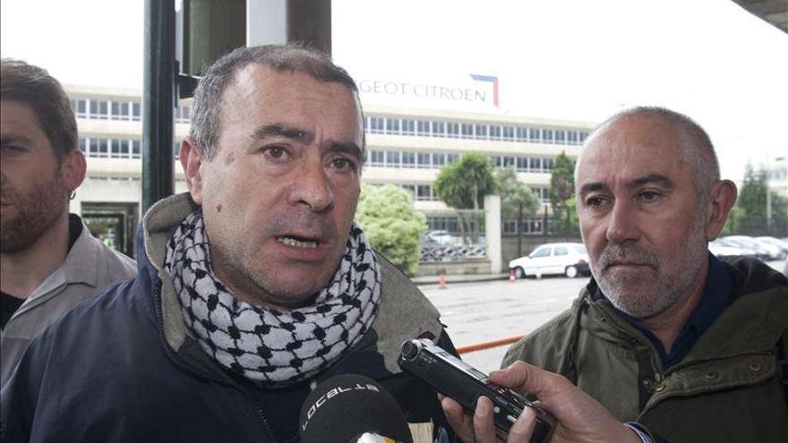 CUT y CIG denuncian presiones en PSA Vigo para no secundar huelga de mañana