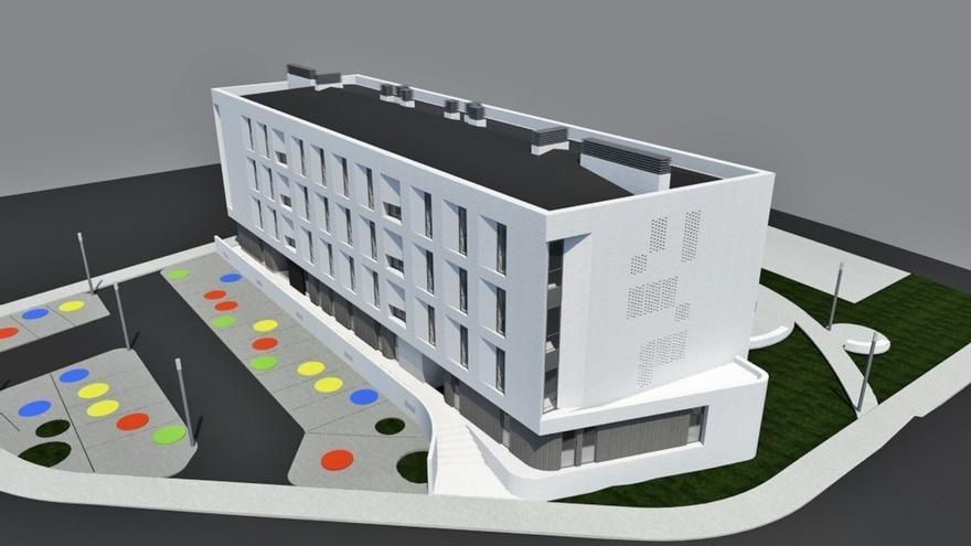 El Gobierno construirá en Campuzano 22 VPO para alquiler con una inversión de 2,3 millones