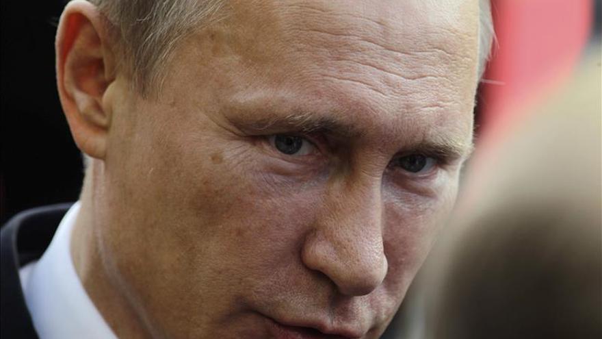 Putin: No amenazamos a nadie ni vamos participar en juegos geopolíticos