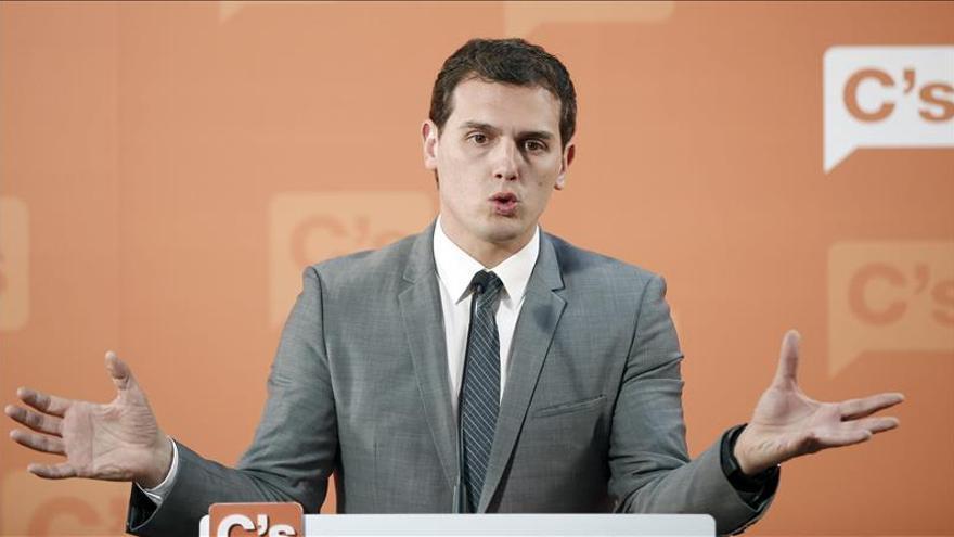 Rivera no pactará con quien no sea partidario de reformar la democracia