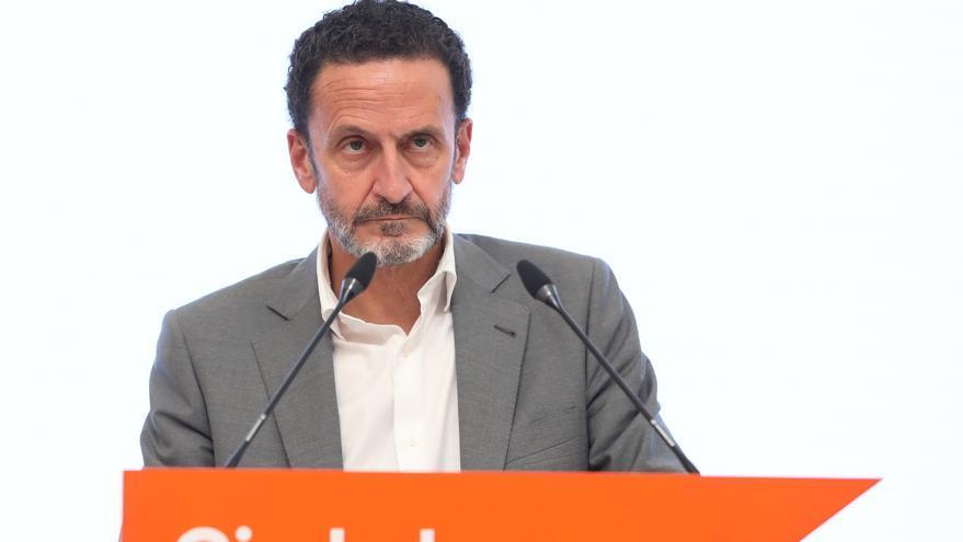 El candidato de Ciudadanos (Cs) a la Presidencia de la Comunidad de Madrid, Edmundo Bal