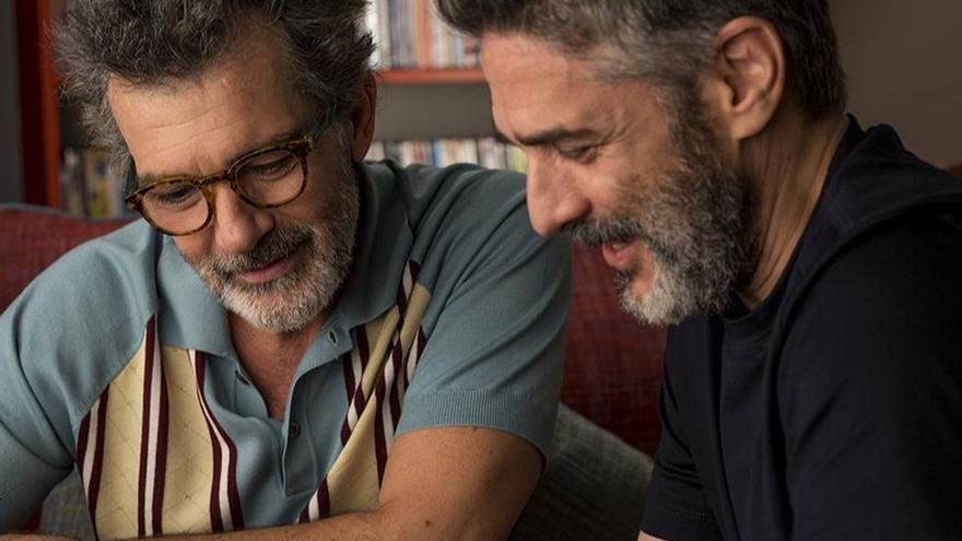 Almodóvar consigue cuatro nominaciones en los Premios de Cine Europeo con 'Dolor y gloria'