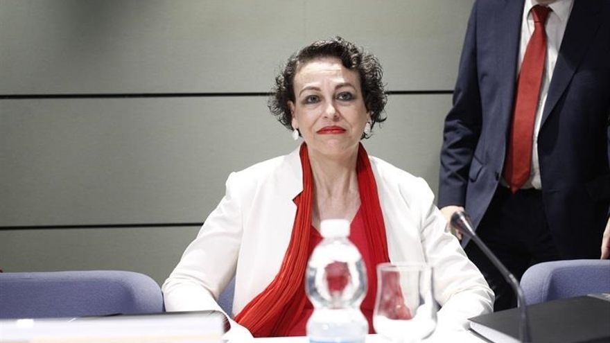 Valerio afirma que se utilizará la hucha de las pensiones para pagar la extra de diciembre si es necesario