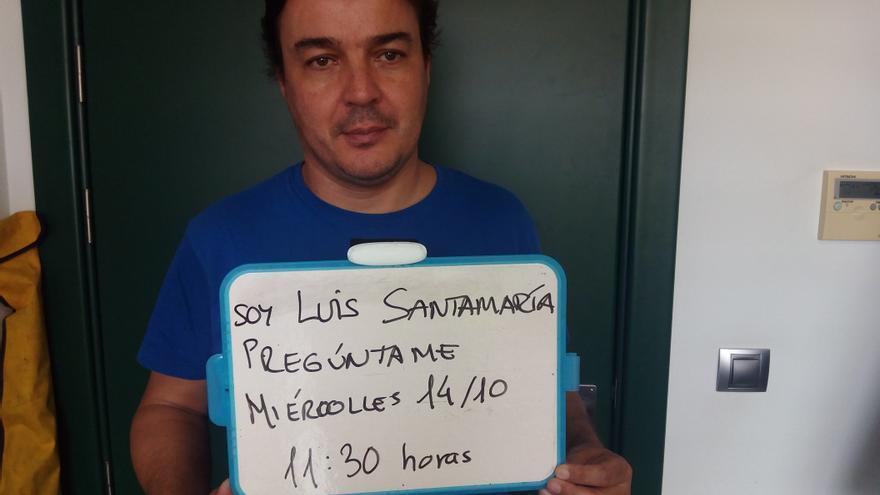 Luis Santamaría, investigador de la Estación Biológica de Doñana
