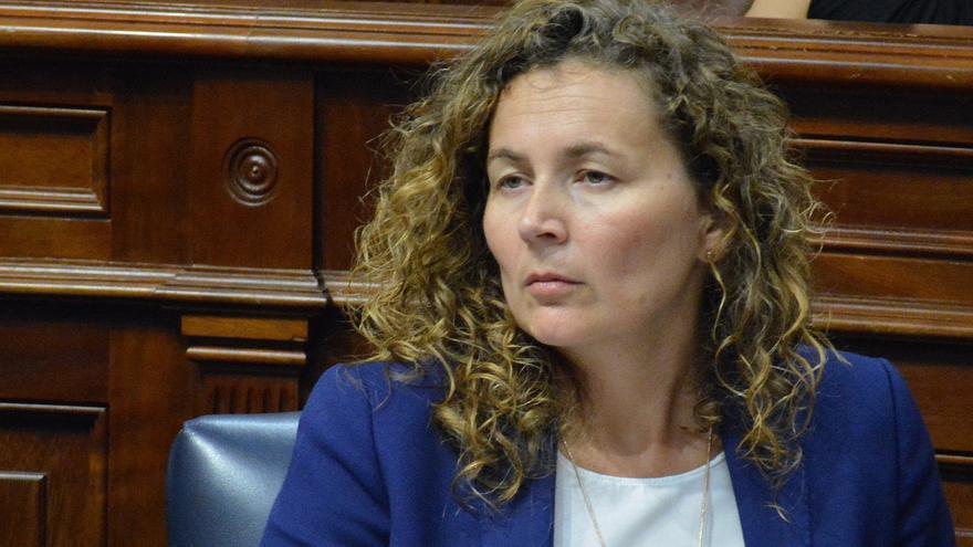 Ornella Chacón, presidenta de Puertos del Estado, en una imagen de archivo