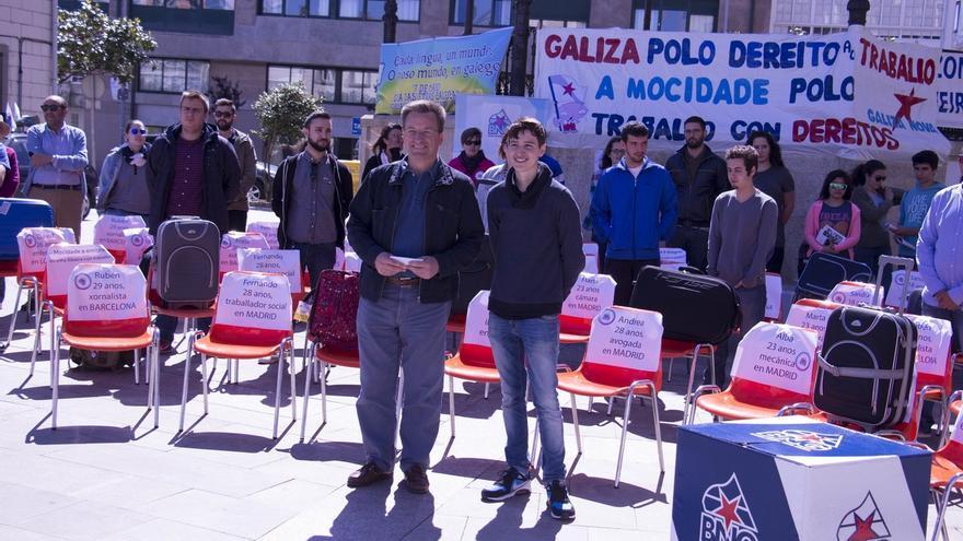 """Vence (BNG) insta a seguir el """"consejo"""" de Rajoy y """"no votar"""" a partidos de """"fórmulas fracasadas"""" como el PPdeG"""