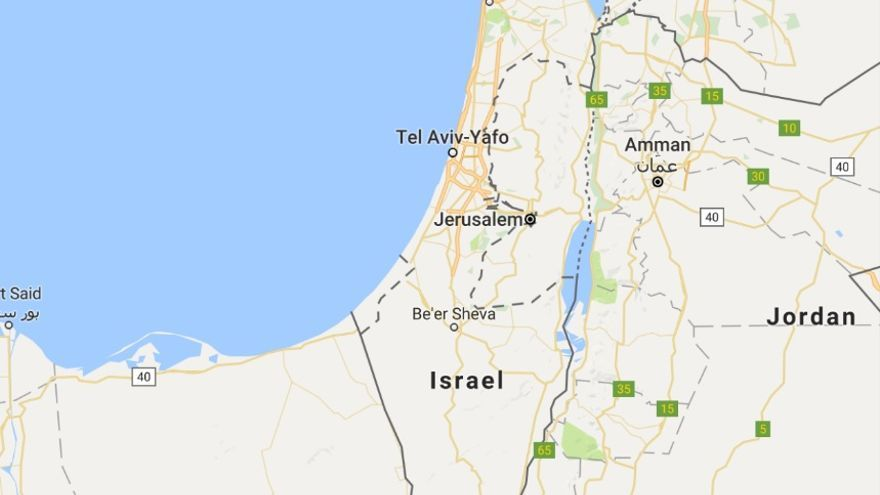 Captura de pantalla de Google Maps.