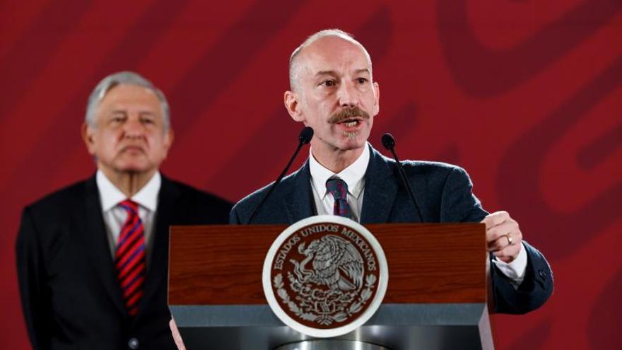 """Nuevo comisionado mexicano busca dar un giro """"médico"""" al combate a las drogas"""