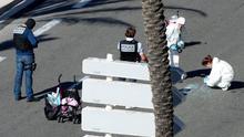 Al menos una cincuentena de niños hospitalizados en Niza por el atentado