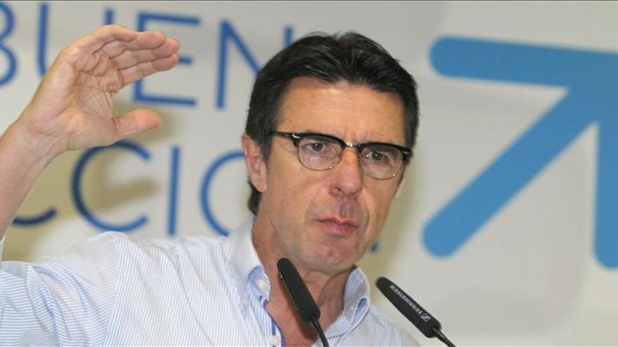 El ministro de Industria avanza que la balanza de pagos será positiva en 2014