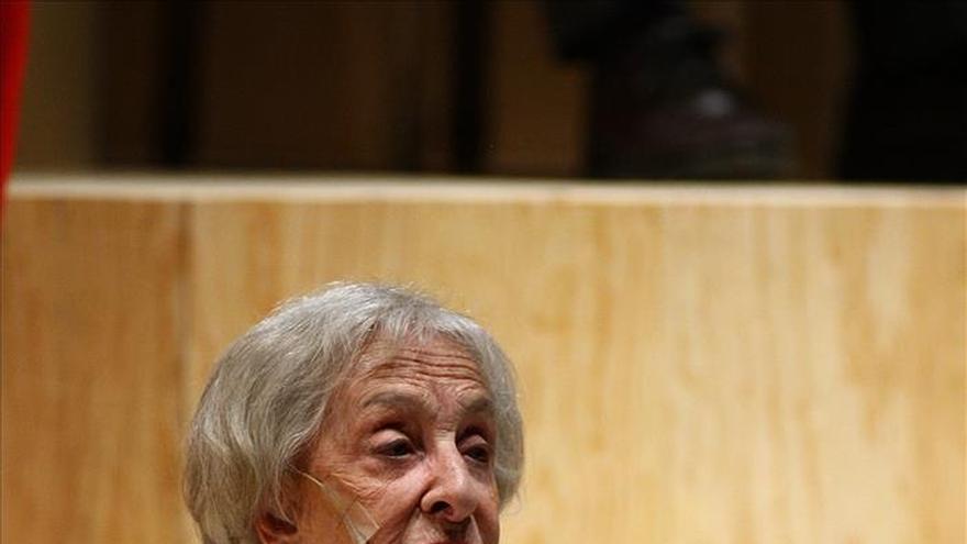 La uruguaya Ida Vitale gana el Premio Reina Sofía de Poesía Iberoamericana