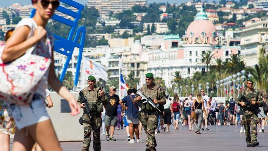 Comparecen ante el juez los 5 detenidos relacionados con el terrorista de Niza