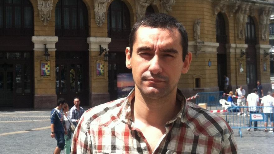 Jaume d'Urgell, presidente de la Fundación Internacional de Derechos Humanos.